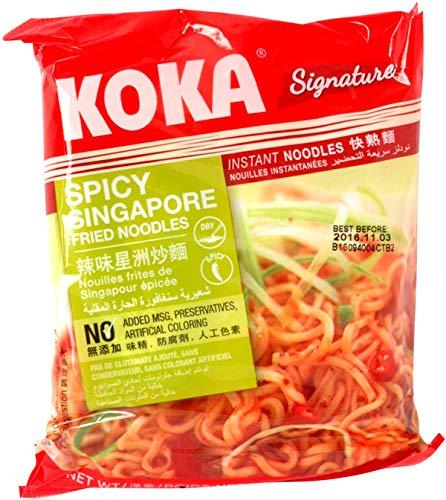 KOKA インスタント麺 シンガポール焼きそば85gx30個