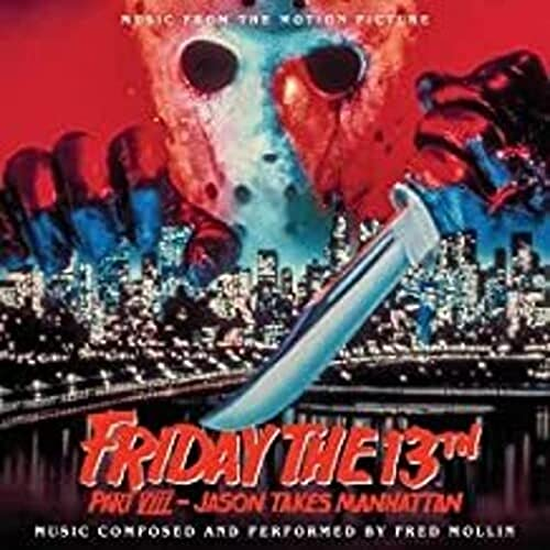 Friday The 13th Part 8: Jason Takes Manhatten
