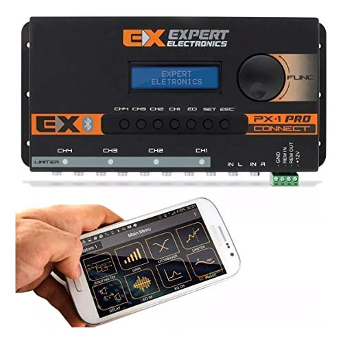 Expert PX1 Connect Bluetooth 4-C...