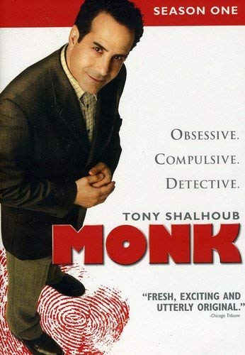 Monk: Season Bargain sale 1 online shopping Tony by Shalhoub