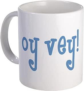 CafePress Oy Vey 2 Mug Unique Coffee Mug, Coffee Cup
