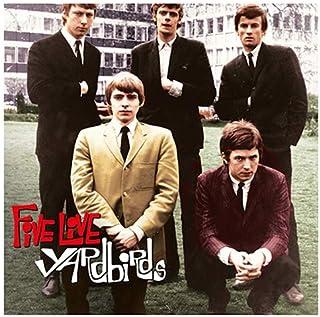 Five Live Yardbirds [Analog]