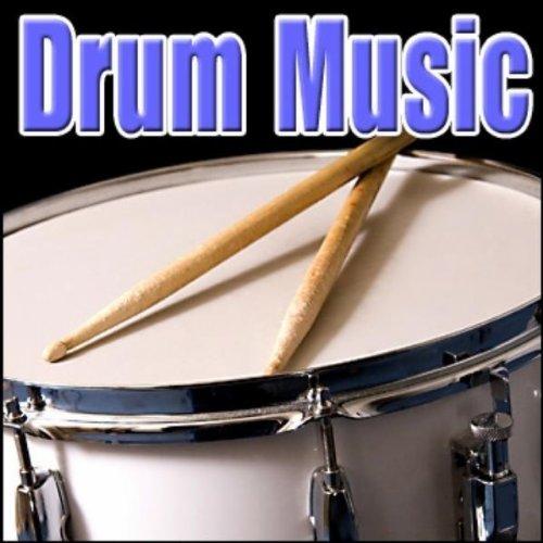 Music, Percussion - African Drums: Medium Group, Generic Tune, Studio...