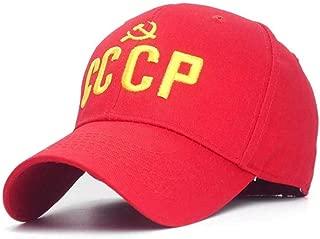 Cintura /Cintura Uomo Tela Militare Cintura di Lusso CCCP Comunista Rosso Metallo Fibbia Cintura Militare Cinghie per Uomo Cinturino Maschile