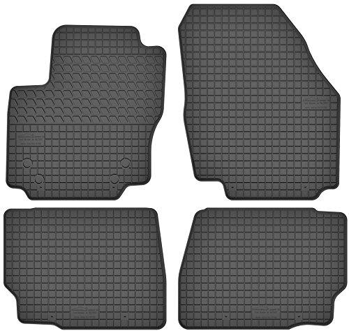 Motohobby Gummimatten Gummi Fußmatten Satz für Ford Mondeo MK4 - Passgenau