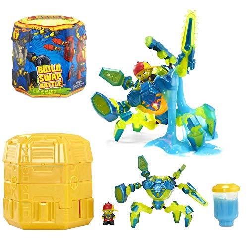 Preisvergleich Produktbild Ready2Robot MGA 534063 Series 1 1 x Mechbot Spielfigur + Pilot und Accessoire