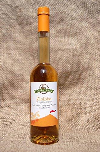 zibibbo di Sicilia vino liquoroso ml 500 Contadini di Sicilia