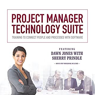 Project Manager Technology Suite cover art