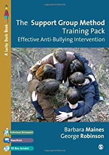 The Support Group Method Training Pack: Effective Anti-Bullying Intervention