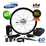 Electric Bike Conversion Kit / Li-ion 20.8 Ah Included 24V 250W (20' Wheel)