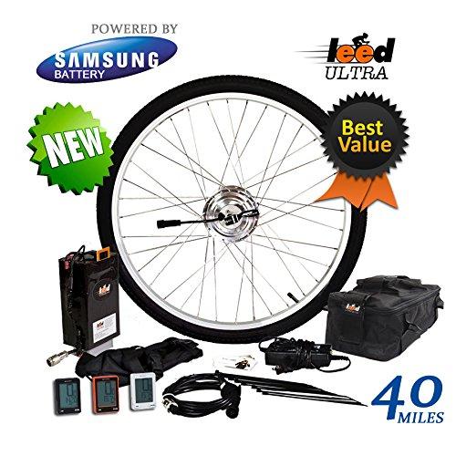 Electric Bike Conversion Kit / Li-ion 20.8 Ah...