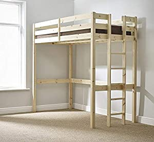 Strictly Beds and Bunks - High Sleeper, 3ft Single