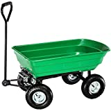 <span class='highlight'><span class='highlight'>Draper</span></span> Garden Tipper Cart - Green
