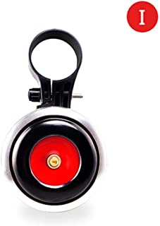 Electric Bike Accessories Bike Alarm-USB Charging Bicycle Bell Electric Horn with Sound- Alarm Horn
