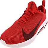 Nike Air Max Fly Mens Running Shoes, University Red/Black-White, Size 10.5