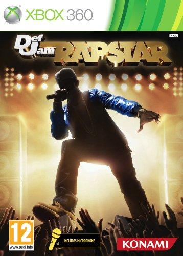 Def Jam Rapstar with Microphone (Xbox 360) [Import UK]