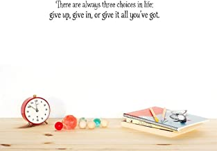 Best three choices in life Reviews