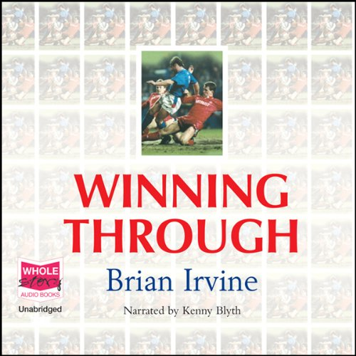 Winning Through audiobook cover art