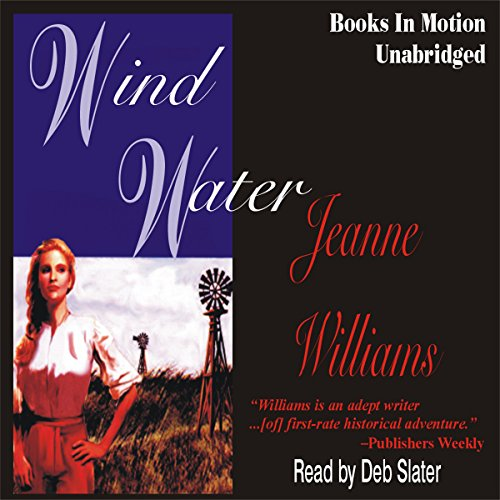 Wind Water audiobook cover art