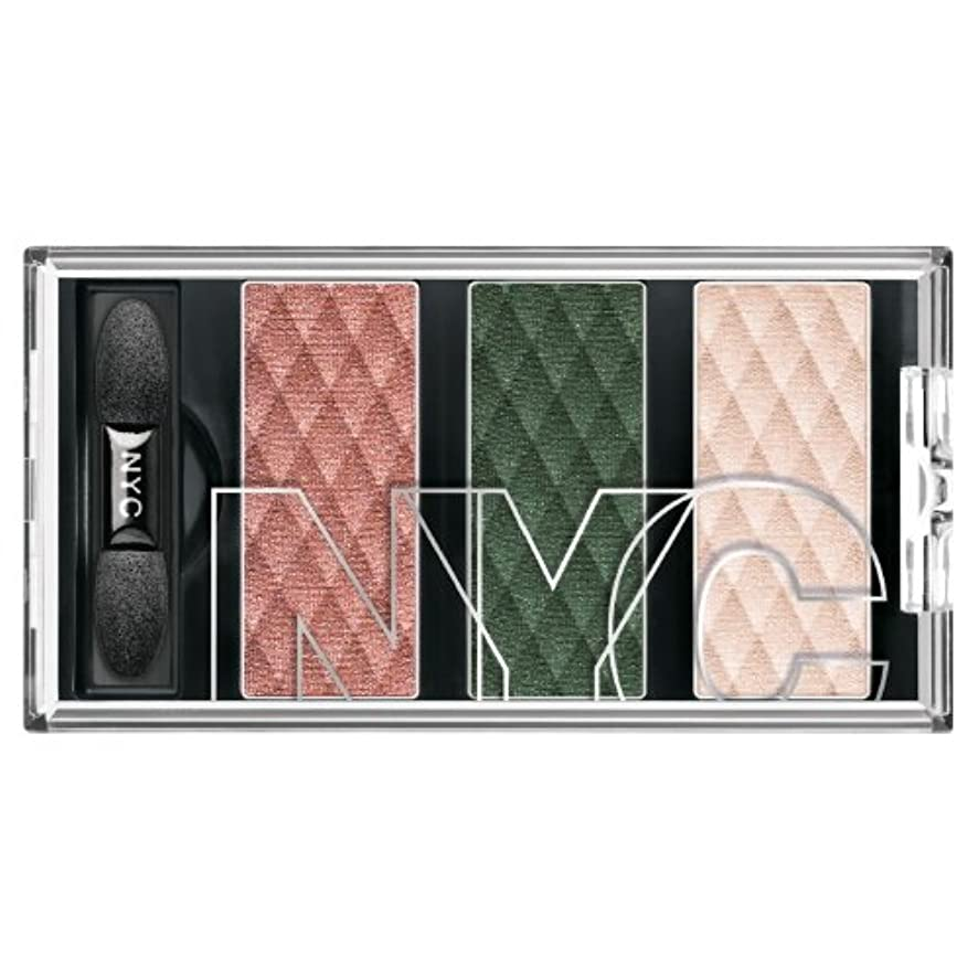 海港追放するオープナー(6 Pack) NYC HD Metro Trio Eyeshadow - Urban Spice (DC) (並行輸入品)