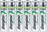 Energizer AAA Rechargeable NiMH Battery 800 mAh 1.2V x six (6) Batteries