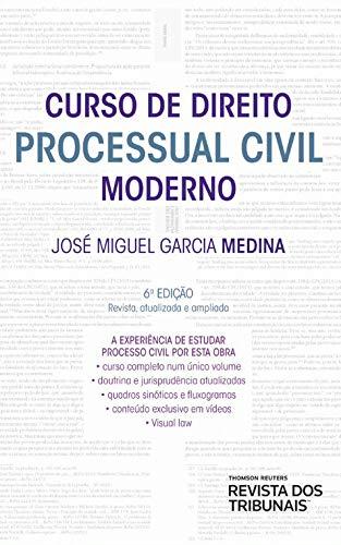 Curso De Direito Processual Civil Moderno 6º Edição