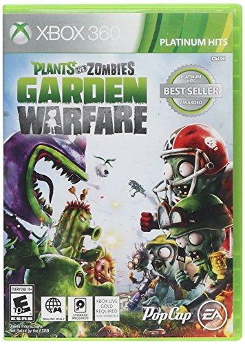 Plants Vs. Zombies: Garden Warfare - Xbox 360