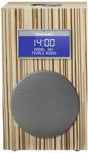 Tivoli M10-1138-EU Model 10+ DAB+/UKW wekkerradio lijnen