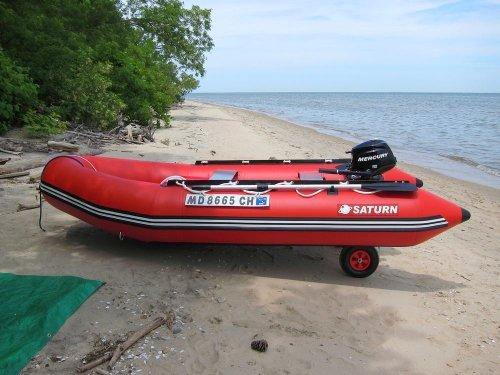 Sea Eagle vs. Saturn Inflatable Boats