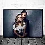Hanyyj Poster Geborener Liebesfilm Bradley Cooper Lady Gaga