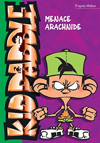 Kid Paddle, numéro 2 : Menace arachnide