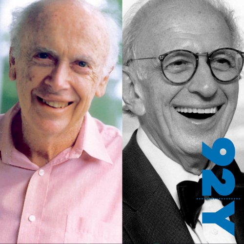 James D. Watson in Conversation with Eric Kandel at the 92nd Street Y audiobook cover art
