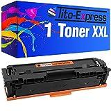Tito-Express Platinum Series 1 Cartuccia Toner XXL Black compatibile con HP CF530A 205A Color Laserjet Pro MFP-M180 FNDW M180N MFP-M181 FW M181FW
