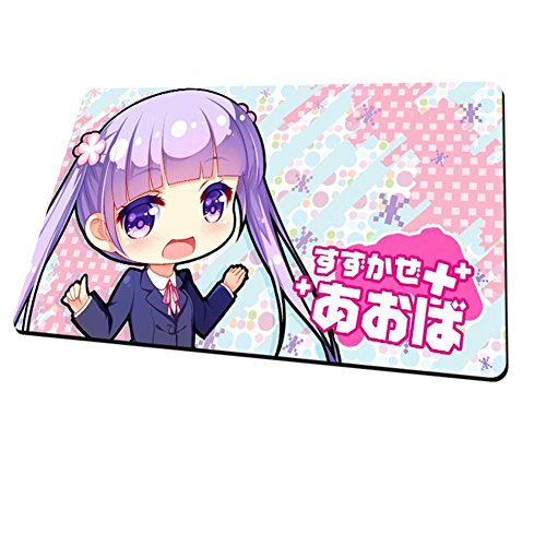 NEW GAME Aoba Suzukaze Mat Thicker Competitive Gaming Mouse Pad 6035cm