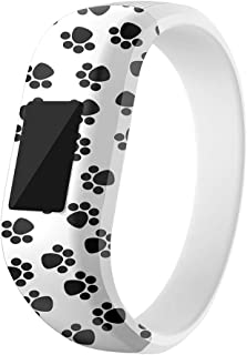 Compatible with Garmin Vivofit JR Bands, Silicone Sports Replacement Band Wristbands Bracelet Straps Accessories Compatibl...