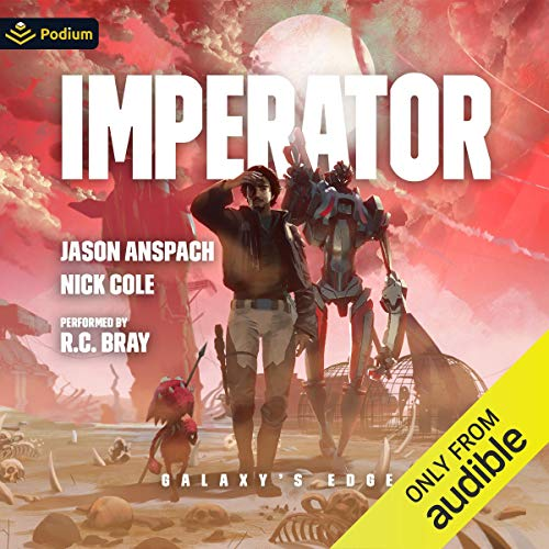 Couverture de Imperator