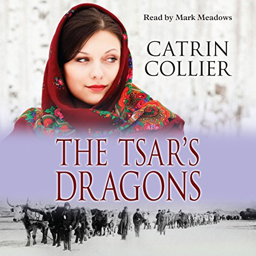 The Tsar's Dragon cover art