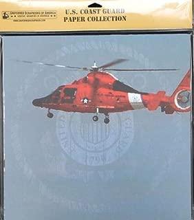 UNIFORMED U.S. Coast Guard Paper Pack