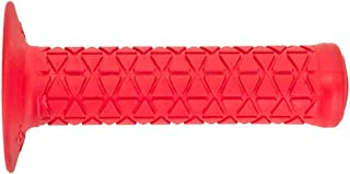 AME Bmx Tri Bicycle Grips - Red - AGBTR