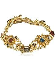 مجموعة ليالي العربية من Ben-Amun مجوهرات أنيقة مطلية بالذهب كريستال سواروفسكي