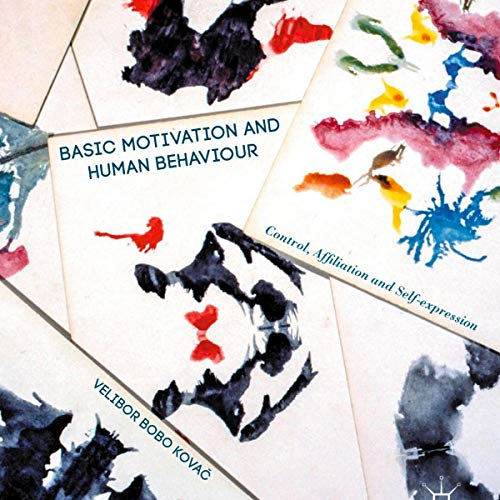 Couverture de Basic Motivation and Human Behaviour