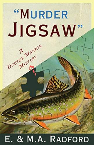 Murder Jigsaw: A Dr. Manson Mystery: A Doctor Manson Mystery (The Dr. Manson Mysteries)