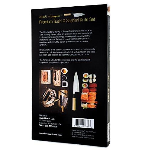 Premium Sushi & Sashimi Chef's Knives