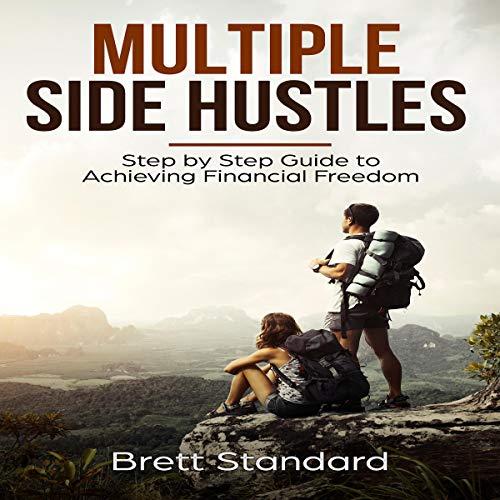 Multiple Side Hustles audiobook cover art