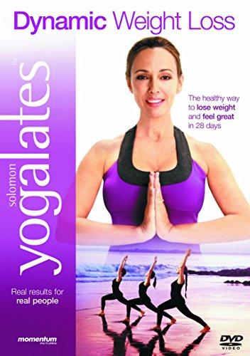 Yogalates 8: Dynamic Weight Loss [DVD] [Reino Unido]