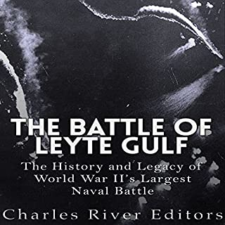 The Battle of Leyte Gulf cover art
