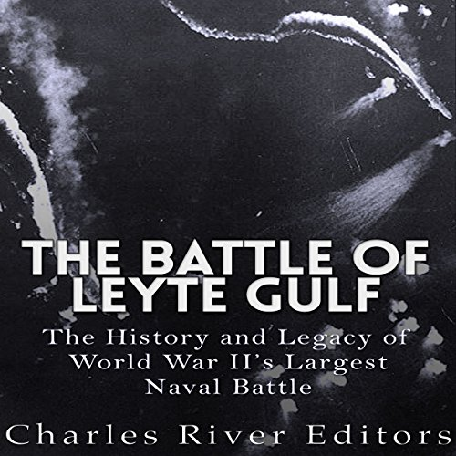 The Battle of Leyte Gulf audiobook cover art