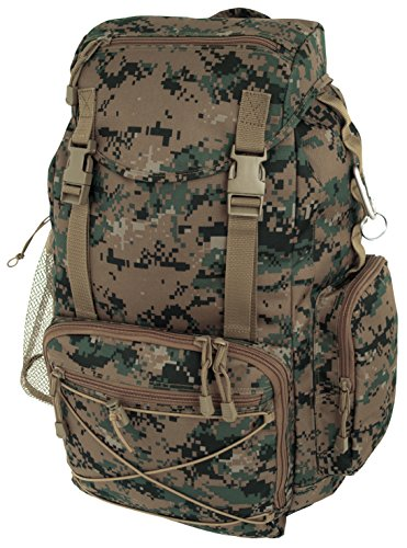Marines Marpat Woodland Digital Camo Rucksack