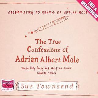 The True Confessions of Adrian Albert Mole cover art