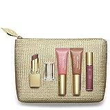 Clarins Perfect Lippen Luxus Geschenk Set mit Gold...
